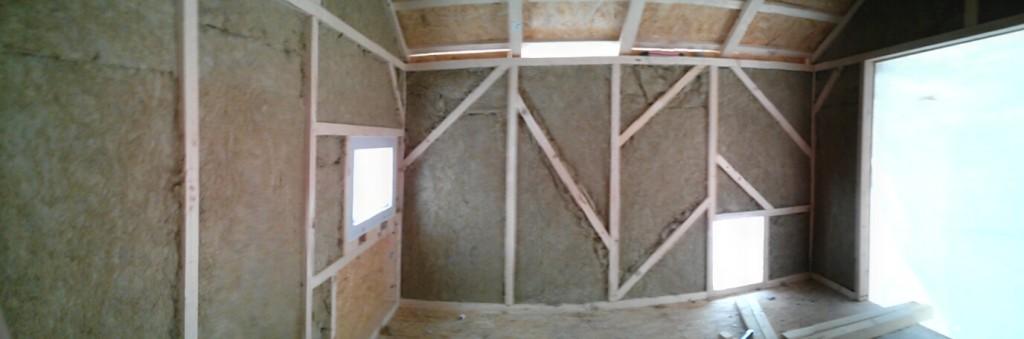 Panoramabild vom Innenraum
